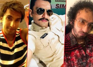 Ranveer Singh Treats His Fans With Selfies From His Entire Career But It's His Own Candid Selfie Which Is The Clear Winner