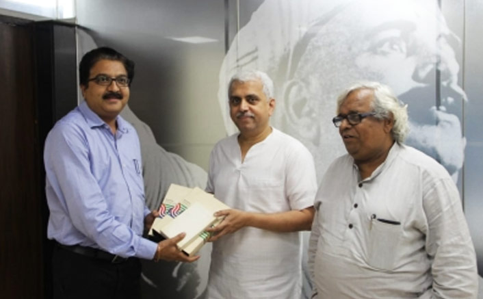 Footage Of 1948 Film 'Vande Mataram' Comes To The Archives, NFAI Director Delighted To Get What They Thought Was Lost