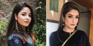 Raveena Tandon Criticizes Zaira Wasim For Her Regressive Views!
