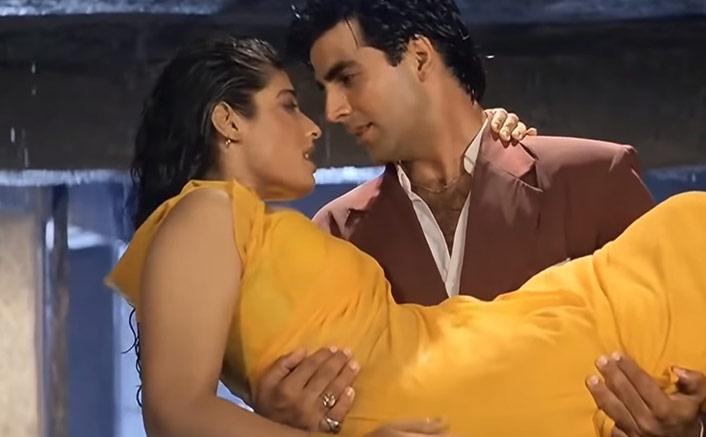 Raveena Tandon Responds On Akshay Kumar Not Mentioning Her Name In A Tweet About 'Tip Tip Barsa Paani'
