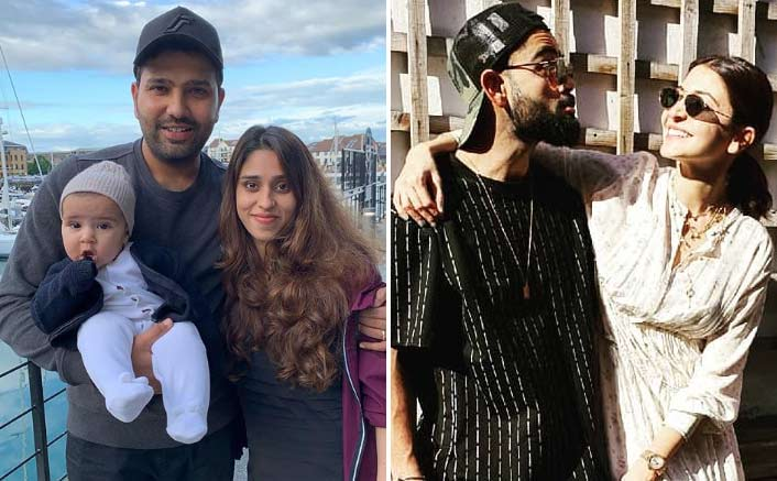 REALLY? Rohit Sharma Unfollows Anushka Sharma On Instagram After A Quarrel With Virat Kohli