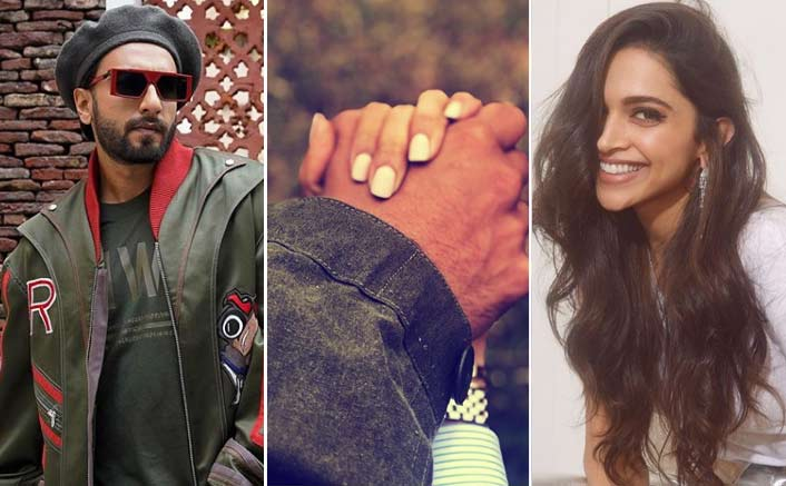 Deepika Padukone's 'Holding Hands' Picture With Ranveer Singh Is All About Love!