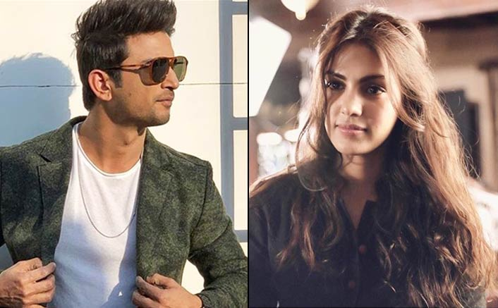 Sushant Singh Rajput Opens Up On Taking His Relationship With Rhea Chakraborty To The Next Level!