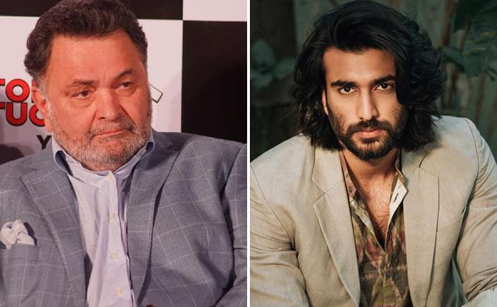 Rishi Kapoor wishes luck to Jaaved Jaaferi's son