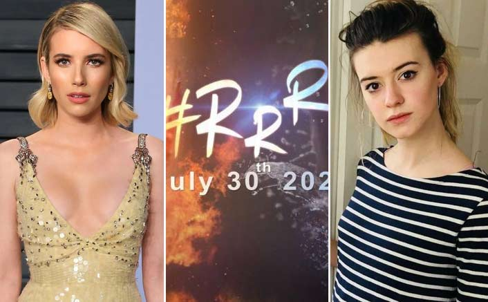 RRR: Emma Roberts Replaces Daisy Edgar-Jones In SS Rajamouli's Magnum Opus?