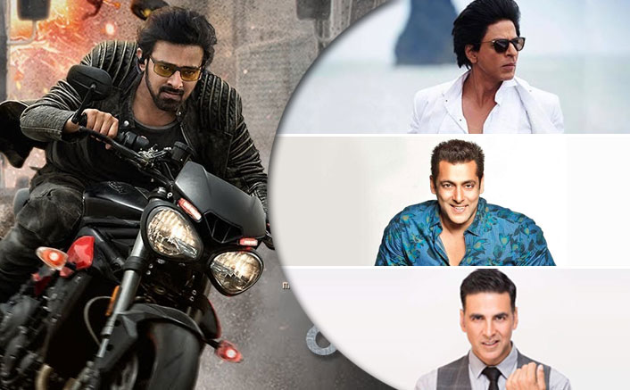 Saaho: Prabhas To Go The Shah Rukh Khan, Salman Khan & Akshay Kumar Way In Terms Of Movie Profits?