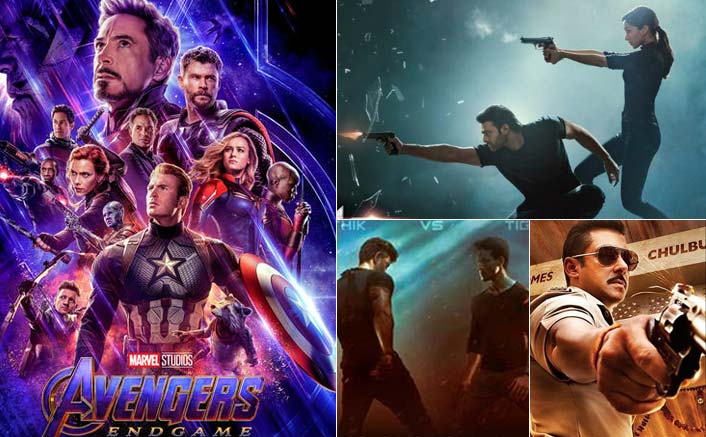 Box Office Battle: Saaho, War Or Dabangg 3 - Which Movie Could Beat Avengers: Endgame To Become The Highest Grosser Of 2019?