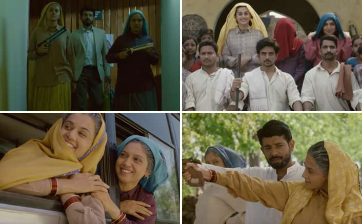 Saand Ki Aankh Teaser: Taapsee Pannu & Bhumi Pednekar To Hit The Bullseye With This One!
