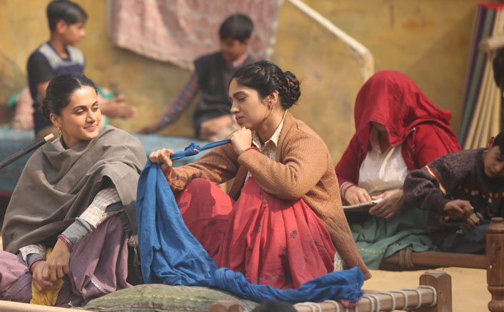 Taapsee Pannu & Bhumi Pednekar Starrer Saand Ki Aankh's Teaser To Be Out With Hrithik Roshan's Super 30!