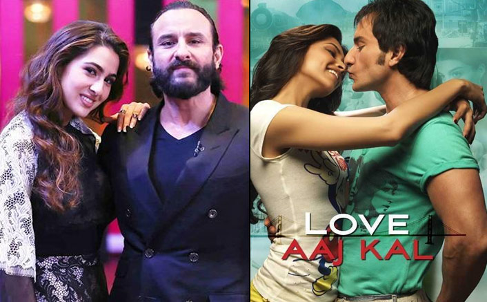 "Saif Ali Khan On Sara Ali Khan Taking His Love Aaj Kal Franchise Ahead: ""I Don't Think It's My Legacy"""