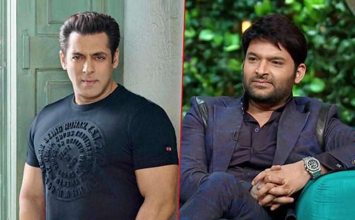 Salman Khan Has This Serious Advice For Kapil Sharma Regarding His Show!