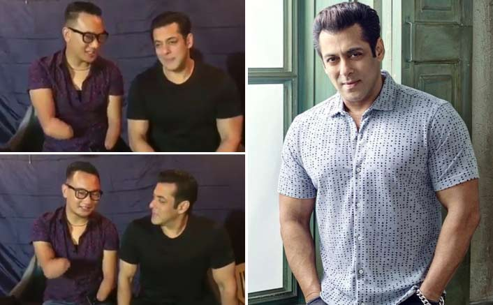 Salman Khan, In This All-New Video, Hums A Kishore Kumar Song With Thupten Tsering