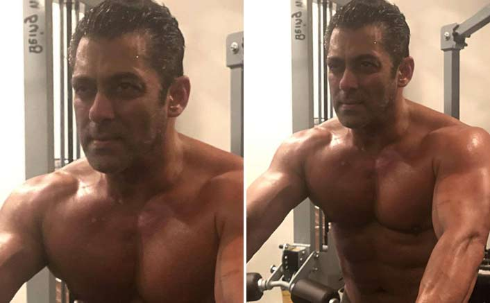 Salman Khan Posts Yet Another Shirtless Picture & We Just Can't Get Over It!