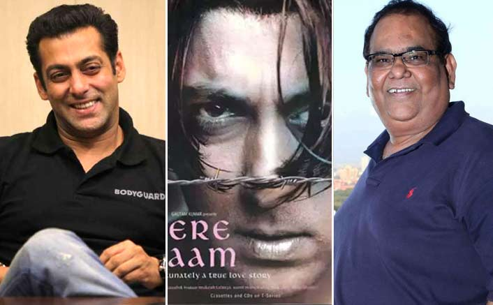 Salman Khan Reunites With Satish Kaushik But In A Different Role! Also Tere Naam 2 Is On