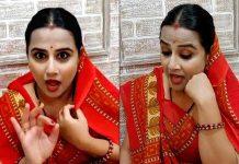 'Sanskari' Vidya Balan's 'time pass gyan'