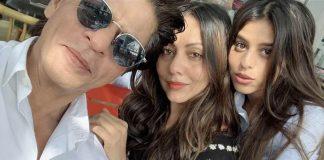 Shah Rukh Khan And Gauri Khan Are Proud Parents As Suhana Graduates
