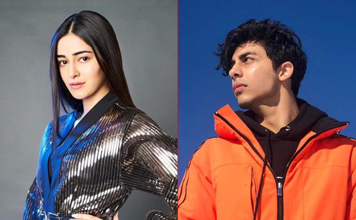 Shah Rukh Khan's Son Aryan Khan Is Dating Ananya Panday? Deets Inside