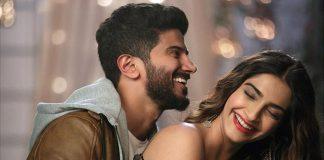 Sonam Kapoor wishes Dulquer in 'Zoya Factor' style