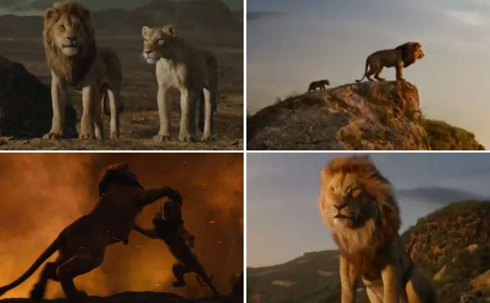 SRK shares glimpse of 'his' Simba