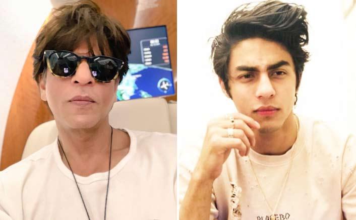 SRK thanks co-stars for making him, Aryan sound good