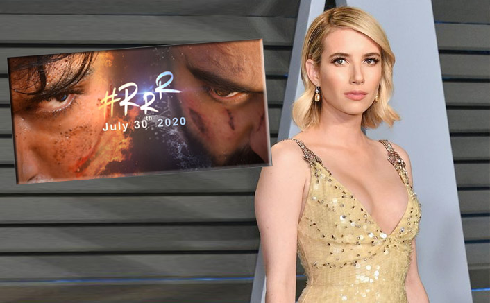 SS Rajamouli's RRR To Get Another Replacement? Emma Roberts Walks Out After Daisy Edgar-Jones