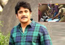 Students protest at Nagarjuna's house over 'Big Boss' row