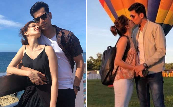 Sumeet Vyas & Wife Ekta Kaul Enjoy The Scenic Taiwan Together, You Can'ts Miss The Romantic Pics