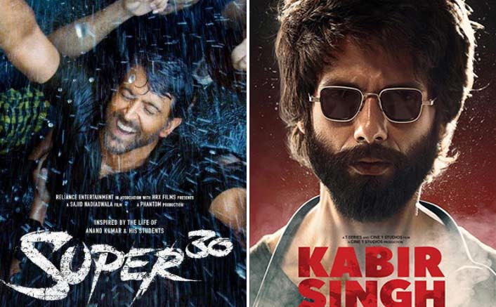 Super 30 Box Office: Hrithik Roshan's All 'Bang Bang' As He Takes His Throne Back From Shahid Kapoor In Koimoi's Star Ranking