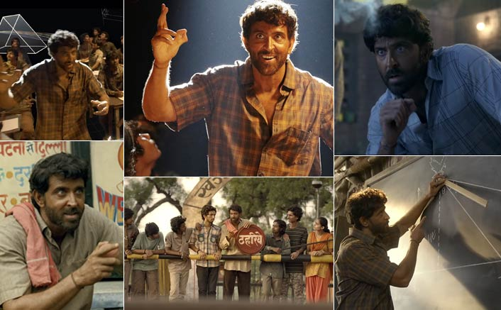 Surprise for fans! Hrithik Roshan lends his voice for the new song 'Question mark' of Super 30; Out now!