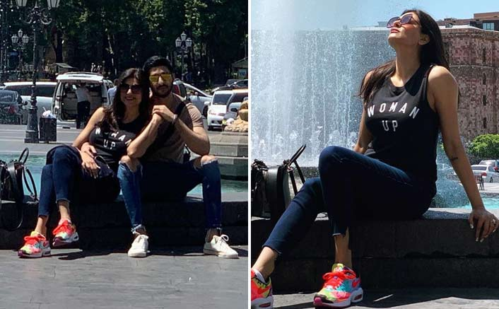 Sushmita Sen's Romantic 'Hand In Hand' Photos With Beau Rohman Shawl Are Too Lovely To Miss!