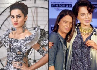 Taapsee Pannu Reacts On Kangana Ranaut's Sister Rangoli's 'Sasti Copy' Tweet!