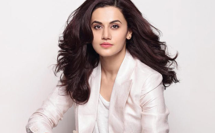 Taapsee Pannu Savagely Replies A Netizen Who Calls Her 'Cheap' & Questions Her 'Mental State'