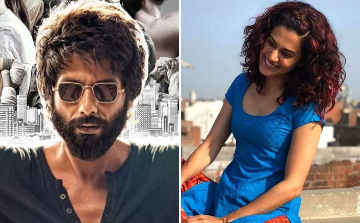 "Taapsee Pannu: ""The Same Misogynist People Who Didn't See A Problem With Kabir Singh, Booed Rumi"""