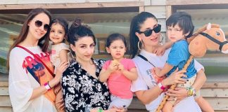 Taimur Ali Khan & Inaaya Naumi Kemmu Have A Gala Time In A Farm In London & These Pictures Are A Proof!