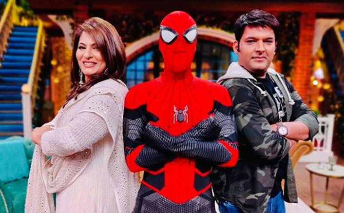 The Kapil Sharma Show: Celebrity Guest 'Spider-Man' Joins The Fun!