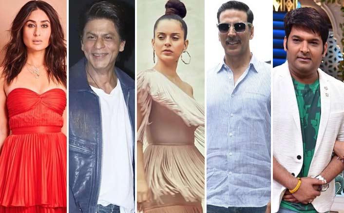The Kapil Sharma Show: Kangana Ranaut PRAISES Shah Rukh Khan, Kareena Kapoor & Akshay Kumar!