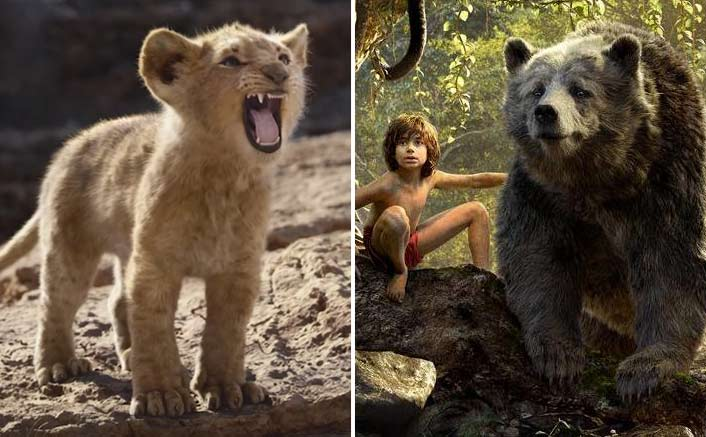 The Lion King VS The Jungle Book: Day Wise Trending At The Indian Box Office