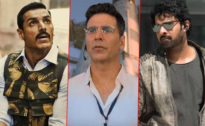 The Visual War: Prabhas' Saaho VS Akshay Kumar's Mission Mangal VS John Abraham's Batla House!