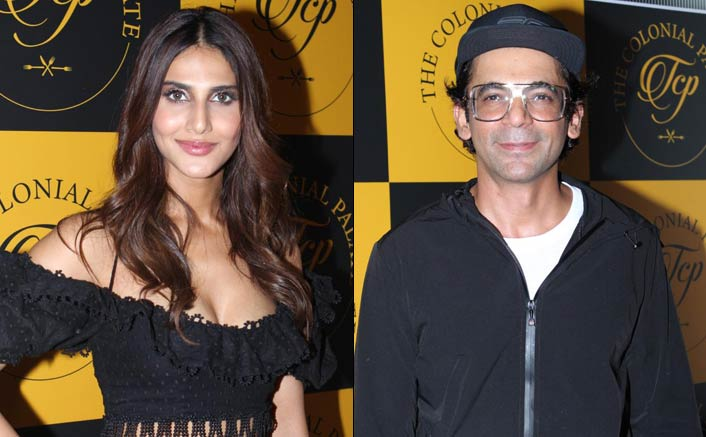 Vaani Kapoor & Sunil Grover Have A Gala Time Together As They Treated Themselves With Modern Cuisines!