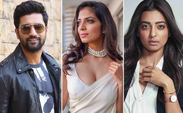 Vicky Kaushal Is Dating This 'Lovely Girl' Reveals Radhika Apte