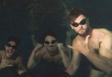 VIDEO: Avengers: Endgame's Thor AKA Chris Hemsworth Exercises Underwater & It's Scary But INSPIRING!