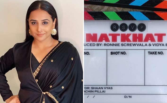 Vidya Balan turns producer