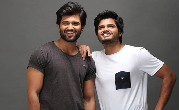 Vijay Devarakonda Breaks Down Before The Release Of Anaorasanind Devarakonda's Debut Film Dorasani