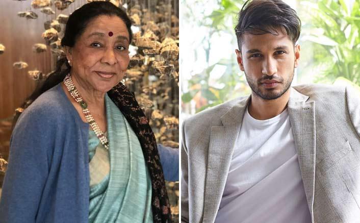 Want to collaborate with Asha Bhosle: Arjun Kanungo