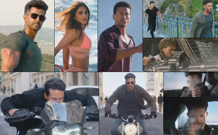 War Trailer: Hrithik Roshan & Tiger Shroff Are Now Officially The Faces Of Revolutionary Action In Bollywood!