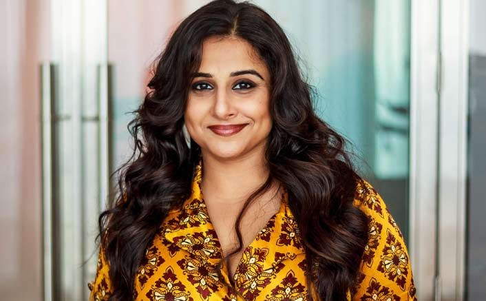 "Vidya Balan: ""Glad That Our Movies Are Celebrating India's Culture, History & Heritage"""