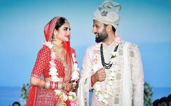 We gifted each other our entire lives: Nusrat on marriage