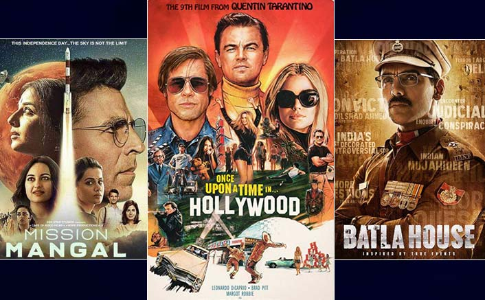 What? Once Upon A Time In Hollywood To Clash With Mission Mangal & Batla House On 15th Aug