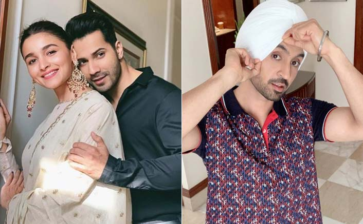When Alia Bhatt & Varun Dhawan Placed Their Bets On Diljit Dosanjh! Guess Who Lost?