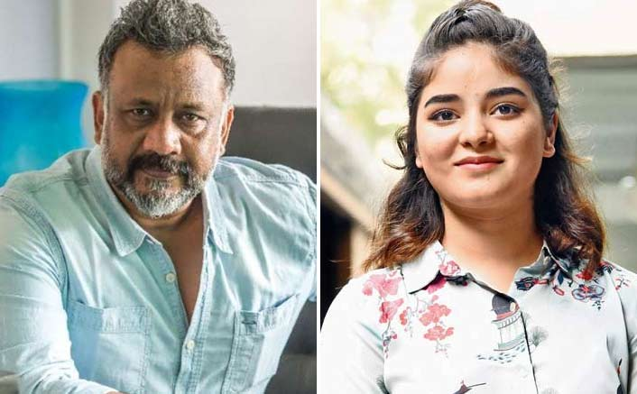 Why can't we let her be? Anubhav Sinha says on Zaira Wasim